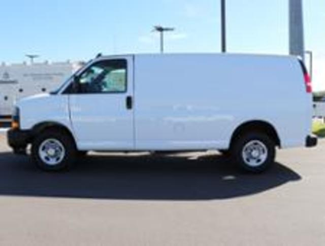 2018 Express 2500 4x2,  Upfitted Cargo Van #J1335315 - photo 8
