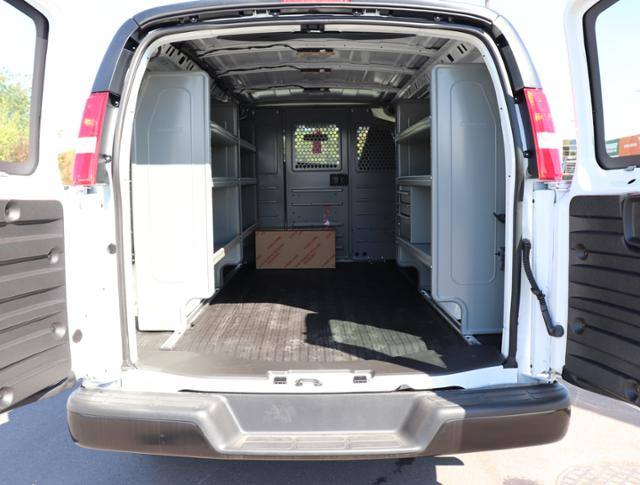 2018 Express 2500 4x2,  Upfitted Cargo Van #J1335509 - photo 2