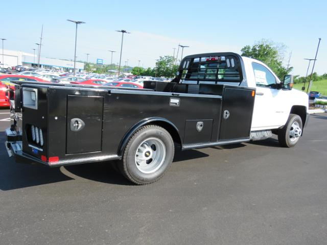 2018 Silverado 3500 Regular Cab DRW 4x4,  Hauler Body #JF211100 - photo 5