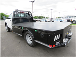 2018 Silverado 3500 Regular Cab DRW 4x2,  CM Truck Beds Platform Body #JF215762 - photo 1
