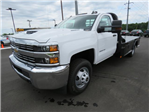 2018 Silverado 3500 Regular Cab DRW 4x2,  Hauler Body #JF215762 - photo 1