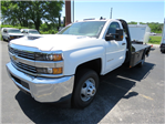 2018 Silverado 3500 Regular Cab DRW 4x2,  Hauler Body #JF215945 - photo 1