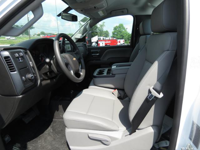 2018 Silverado 3500 Regular Cab DRW 4x4,  Reading SL Service Body #JF232145 - photo 16