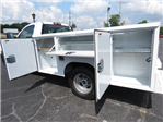 2018 Silverado 3500 Regular Cab DRW 4x4,  Reading SL Service Body #JF232145 - photo 12