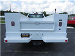 2018 Silverado 3500 Regular Cab DRW 4x4,  Reading SL Service Body #JF232145 - photo 6
