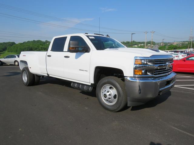 2018 Silverado 3500 Crew Cab 4x4,  Pickup #JF238151 - photo 3