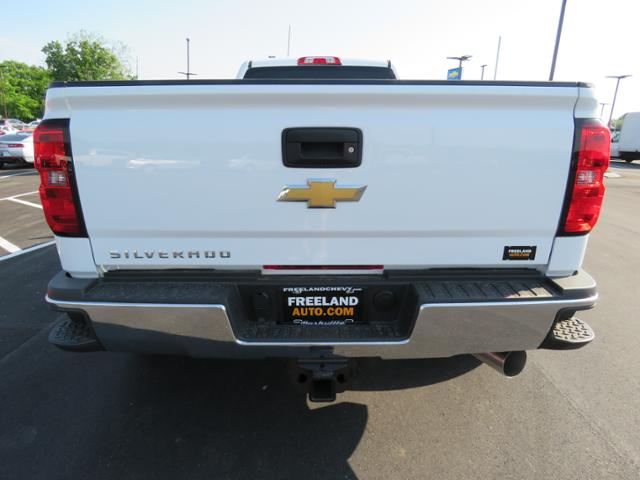 2018 Silverado 3500 Crew Cab 4x4,  Pickup #JF238151 - photo 6