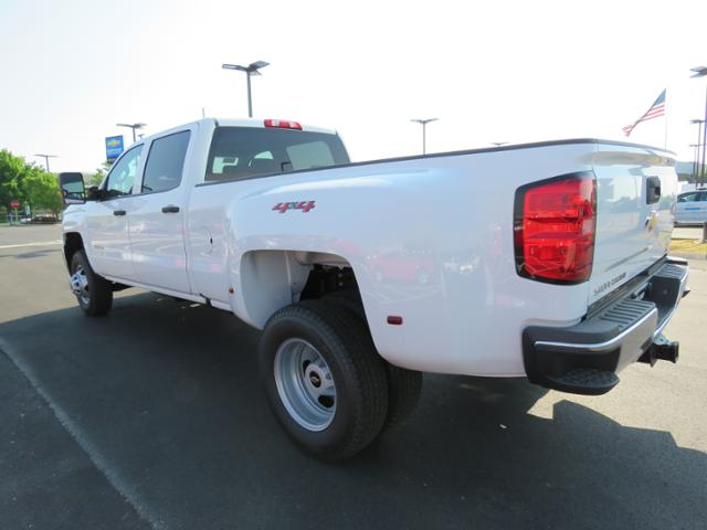 2018 Silverado 3500 Crew Cab 4x4,  Pickup #JF238151 - photo 2