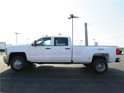 2018 Silverado 3500 Crew Cab 4x4,  Pickup #JF238151 - photo 7