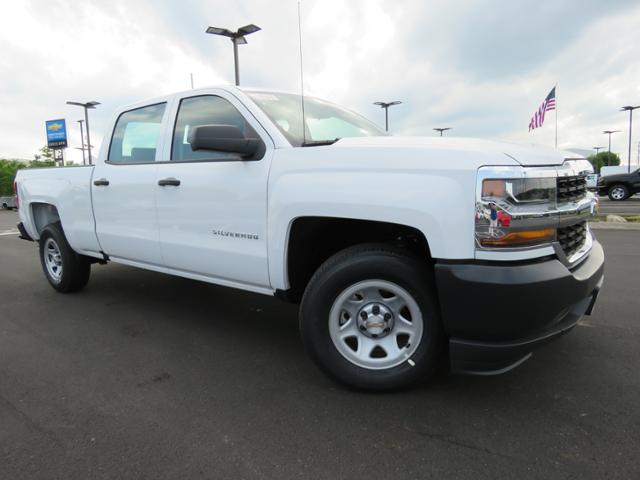 2018 Silverado 1500 Crew Cab 4x2,  Pickup #JF246997 - photo 3