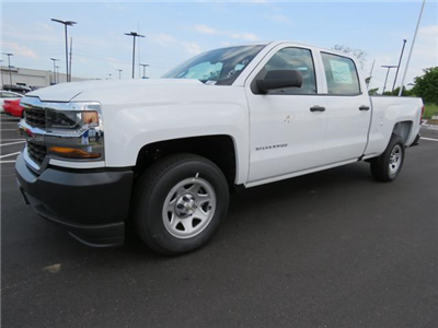 2018 Silverado 1500 Crew Cab 4x2,  Pickup #JF246997 - photo 1