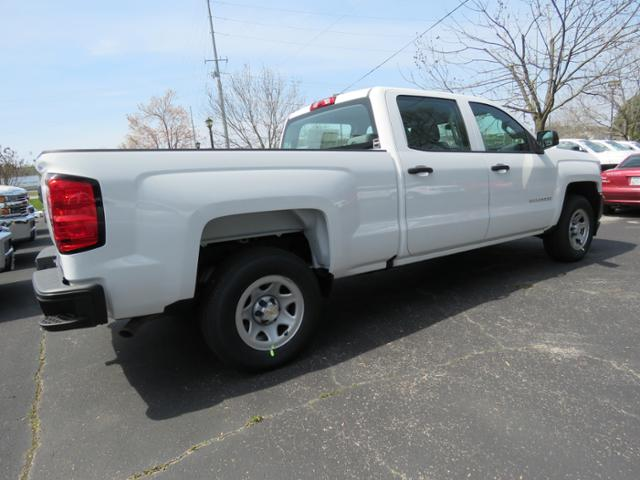 2018 Silverado 1500 Crew Cab 4x2,  Pickup #JF248333 - photo 5