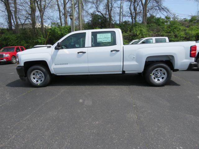 2018 Silverado 1500 Crew Cab 4x2,  Pickup #JF248333 - photo 7