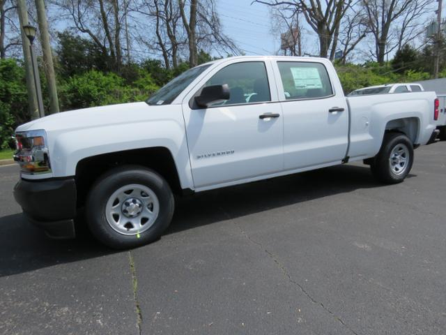2018 Silverado 1500 Crew Cab 4x2,  Pickup #JF248333 - photo 1