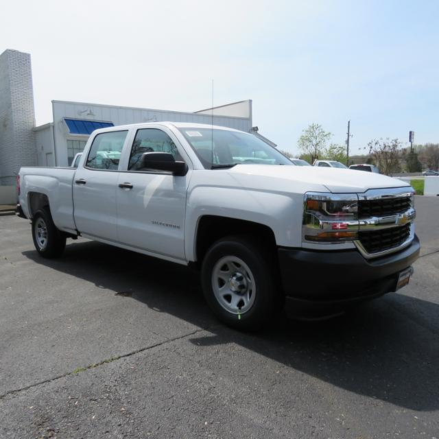 2018 Silverado 1500 Crew Cab 4x2,  Pickup #JF248333 - photo 27