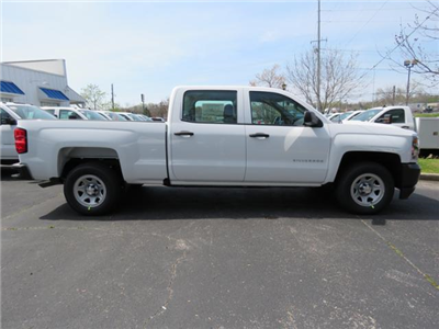 2018 Silverado 1500 Crew Cab 4x2,  Pickup #JF248333 - photo 4