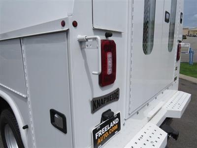 2018 Silverado 3500 Crew Cab DRW 4x4,  Knapheide KUVcc Service Body #JF259610 - photo 13