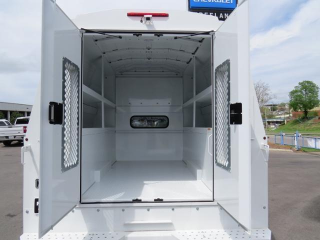 2018 Silverado 3500 Crew Cab DRW 4x4,  Knapheide KUVcc Service Body #JF260600 - photo 20
