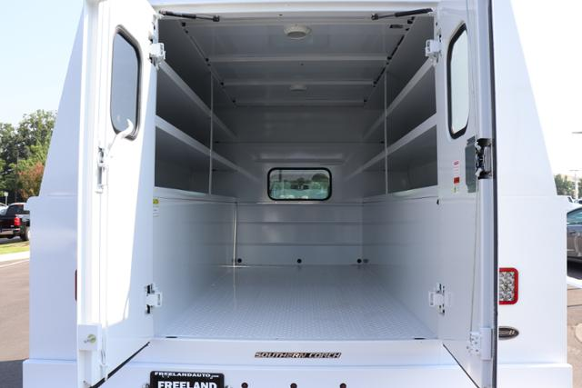 2018 Silverado 3500 Crew Cab DRW 4x4,  Reading Panel and Tapered Panel Service Utility Van #JF263292 - photo 11