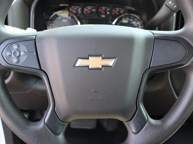 2018 Silverado 3500 Crew Cab DRW 4x4,  Reading Panel and Tapered Panel Service Utility Van #JF263292 - photo 22