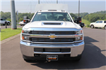 2018 Silverado 3500 Crew Cab DRW 4x4,  Reading Panel Service Body #JF263292 - photo 8
