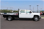 2018 Silverado 3500 Crew Cab DRW 4x2,  Commercial Truck & Van Equipment Gooseneck Platform Body #JF286455 - photo 5