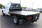 2018 Silverado 3500 Crew Cab DRW 4x2,  Commercial Truck & Van Equipment Gooseneck Platform Body #JF286455 - photo 2