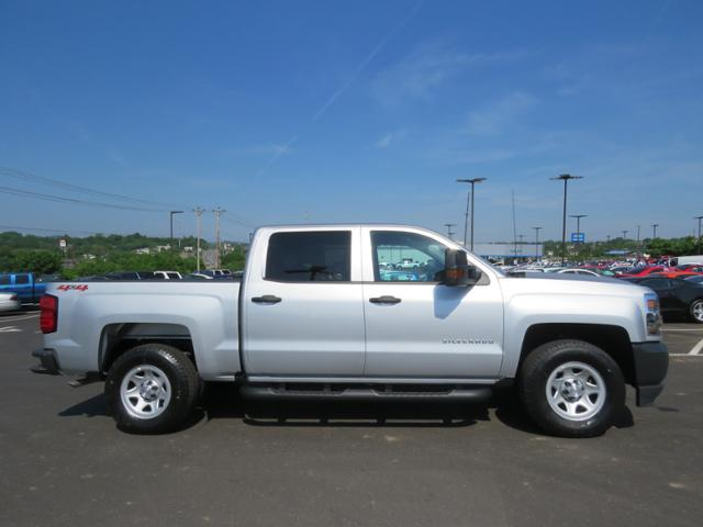 2018 Silverado 1500 Crew Cab 4x4,  Pickup #JG330762 - photo 4