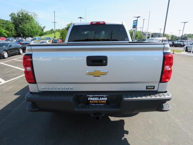 2018 Silverado 1500 Crew Cab 4x4,  Pickup #JG330762 - photo 6