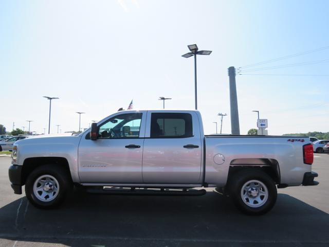 2018 Silverado 1500 Crew Cab 4x4,  Pickup #JG330762 - photo 7