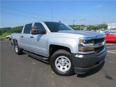2018 Silverado 1500 Crew Cab 4x4,  Pickup #JG330762 - photo 3