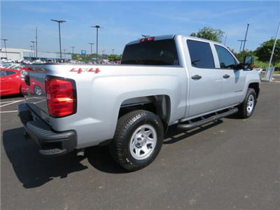 2018 Silverado 1500 Crew Cab 4x4,  Pickup #JG330762 - photo 5