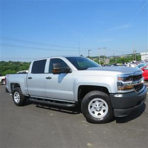 2018 Silverado 1500 Crew Cab 4x4,  Pickup #JG330762 - photo 31