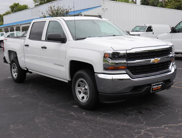 2018 Silverado 1500 Crew Cab 4x4,  Pickup #JG457495 - photo 3
