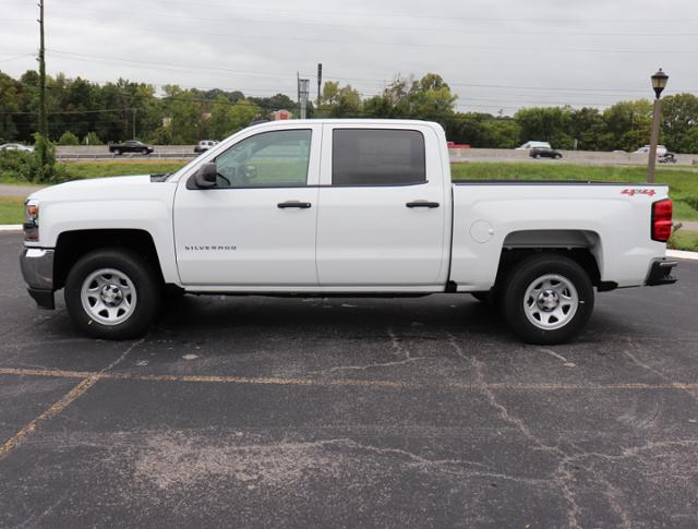 2018 Silverado 1500 Crew Cab 4x4,  Pickup #JG457495 - photo 7