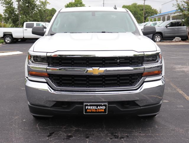 2018 Silverado 1500 Crew Cab 4x4,  Pickup #JG457495 - photo 8