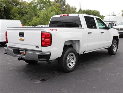 2018 Silverado 1500 Crew Cab 4x4,  Pickup #JG457495 - photo 5