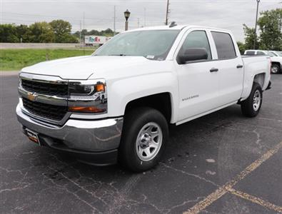 2018 Silverado 1500 Crew Cab 4x4,  Pickup #JG457495 - photo 1