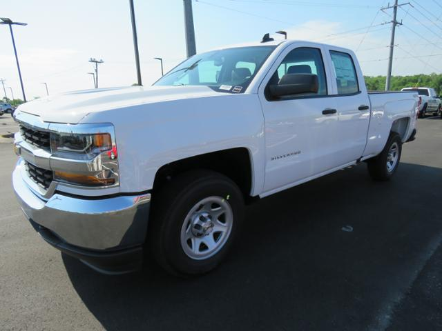2018 Silverado 1500 Double Cab 4x4,  Pickup #JZ334956 - photo 1