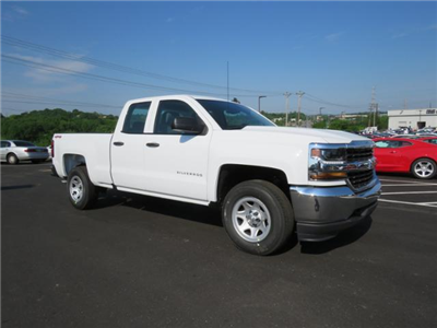2018 Silverado 1500 Double Cab 4x4,  Pickup #JZ334956 - photo 3
