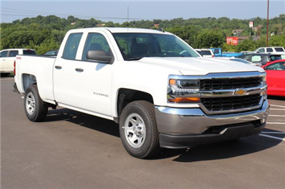 2018 Silverado 1500 Double Cab 4x4,  Pickup #JZ337984 - photo 3