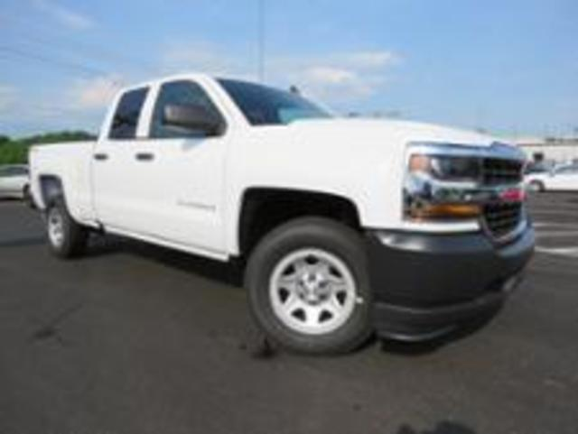 2018 Silverado 1500 Double Cab 4x4,  Pickup #JZ360358 - photo 3