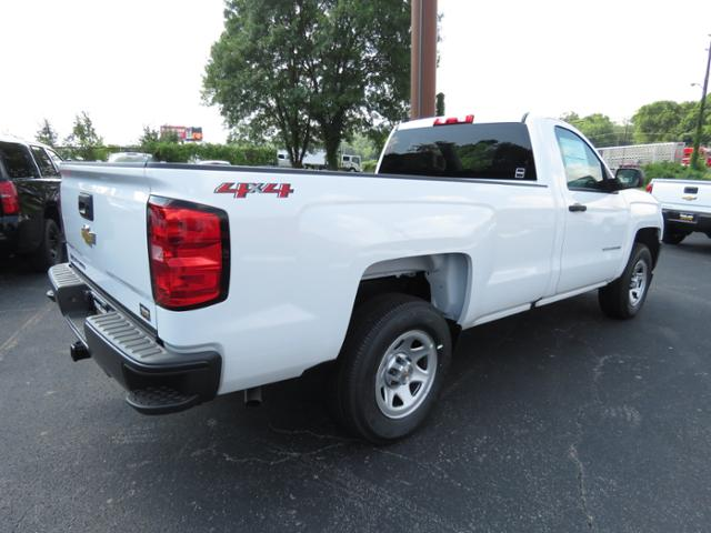 2018 Silverado 1500 Regular Cab 4x4,  Pickup #JZ369544 - photo 5