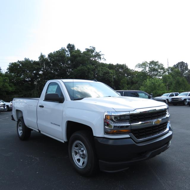 2018 Silverado 1500 Regular Cab 4x4,  Pickup #JZ369544 - photo 30