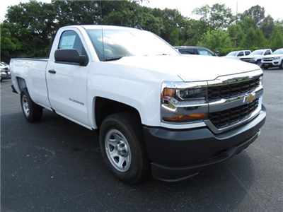 2018 Silverado 1500 Regular Cab 4x4,  Pickup #JZ369544 - photo 3
