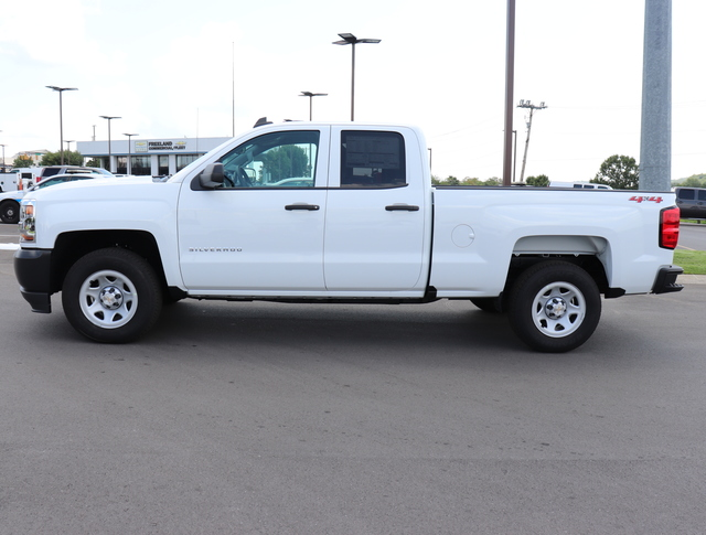 2019 Silverado 1500 Double Cab 4x4,  Pickup #K1106248 - photo 10