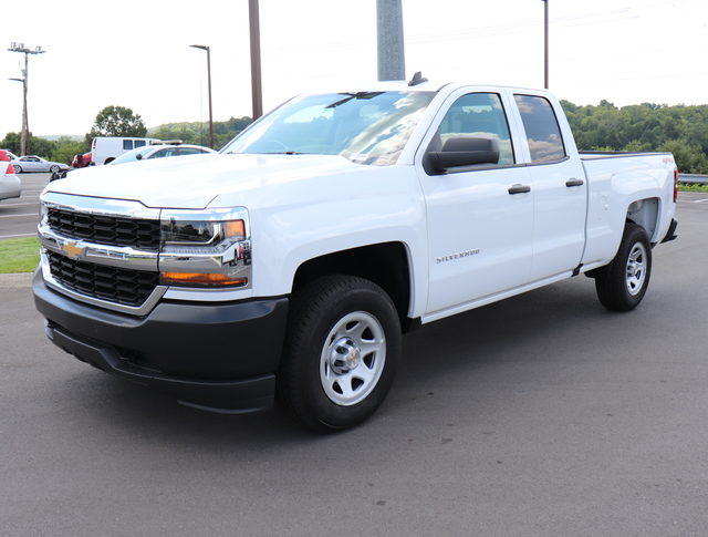 2019 Silverado 1500 Double Cab 4x4,  Pickup #K1106248 - photo 1