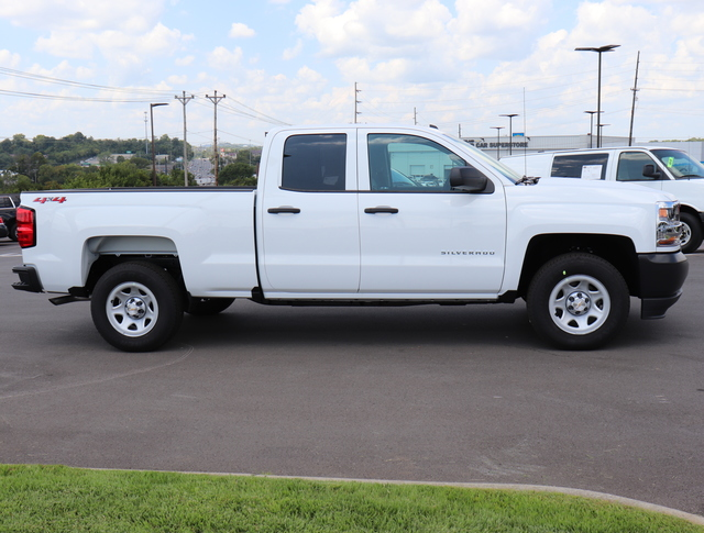 2019 Silverado 1500 Double Cab 4x4,  Pickup #K1106248 - photo 4