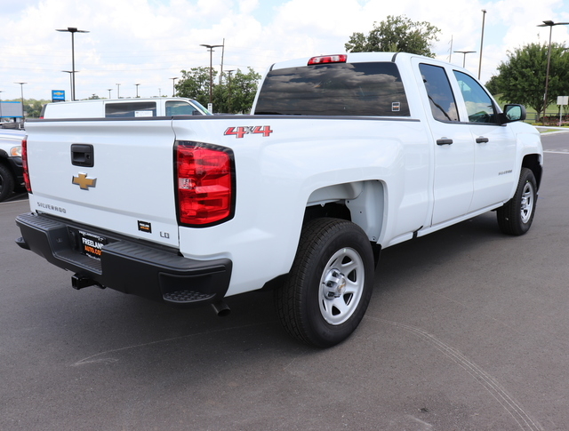 2019 Silverado 1500 Double Cab 4x4,  Pickup #K1106248 - photo 5