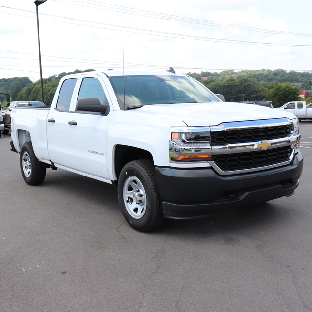 2019 Silverado 1500 Double Cab 4x4,  Pickup #K1106248 - photo 34